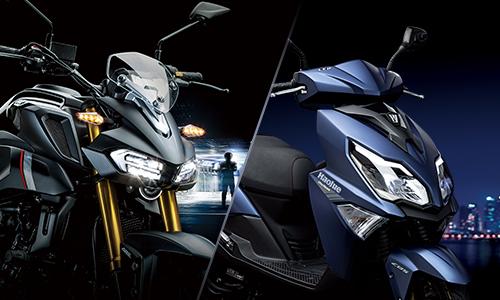 官宣 | AFR125现已发售,XCR300开启预售